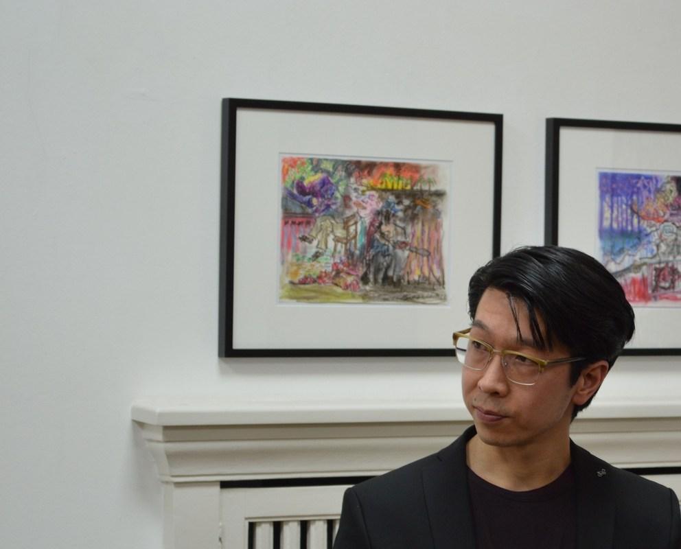 Ryo-Kato-Ausstellung-Eine-endlose-Geschichte-Galerie-Bengelsträter